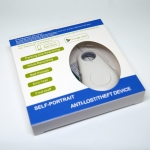 iTag Bluetooth 4.0 Keyring Anti-Lose - White
