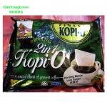 Penang KOPI-O กาแฟดำสำเร็จรูป 2in1