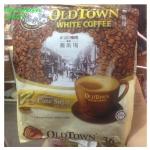 โอลด์ทาวน์ กาแฟสำเร็จรูป รสน้ำตาลอ้อย 3in1 (OLDTOWN Natural Cane Sugar White Coffee)