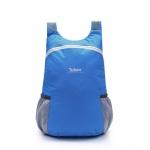 กระเป๋ากันน้ำพับได้ สีน้ำเงิน