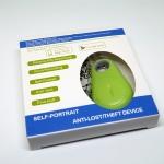 iTag Bluetooth 4.0 Keyring Anti-Lose - Green