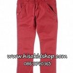 1057 United Colors of Benetton Trousers - Rassberry ขนาด S(6-7) ปี, M(8-9) ปี