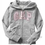 1672 Gap Kids Arch Logo Hoodies - Grey ขนาด 13XL ปี