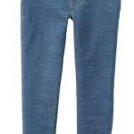1700 Carter French Terry Jeggings - Light Blue ขนาด 4,5 ปี