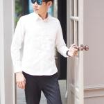 เสื้อเชิ้ตแขนยาว ชาย NANAPA Shirts NA-025