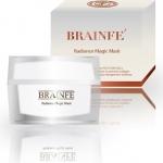ครีม Brainfe Radiance Magic Mask ขนาด 30 กรัม 1 กระปุก