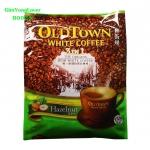 โอลด์ทาวน์ กาแฟสำเร็จรูป รสเฮเซลนัท 3in1 (OLDTOWN Hazelnut White Coffee)