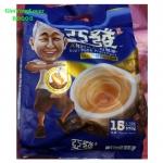 Ah Huat กาแฟอาแป๊ะถุงน้ำเงิน 3in1 (Ah Huat Gold Medal White Coffee)