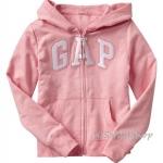 1671 Gap Kids Arch Logo Hoodies - Pink ขนาด 12 ปี