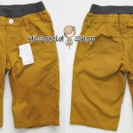 1178 Cherokee shorts - Mustard ขนาด 130