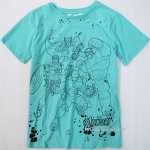 1686 H&M Advengers T-Shirt - Green ขนาด 12-14 ปี