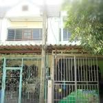 ขายทาวน์เฮ้าส 2ชั้นห้องริม ม.บ้านสร้างแกรนด์วิลเลจ ซอย4