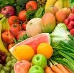 ผักผลไม้เพื่อสุขภาพ