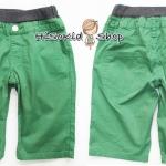 1179 Cherokee shorts - Green ขนาด 130