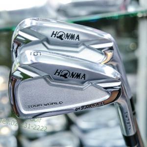 Iron set Honma TW737V 5-10 Dynamic Golf S200 (Flex S)