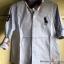 1018 Polo Ralph Shirt เสื้อเชิ้ตสีฟ้า ปักโลโก้ม้าสีกรมท่า ขนาด 8 ปี thumbnail 1