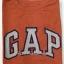 1232 Gap Kids T-Shirt - ฺBrick ขนาด 8,10 ปี