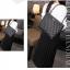 พร้อมส่ง กระเป๋าหนังแท้ สีดำ งาน Quilt สวย สายโซ่สะพายไหล่ thumbnail 5