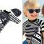 ชุดว่ายน้ำเด็กผู้ชาย บอดี้สูทสีเทาดำ พร้อมหมวก thumbnail 2