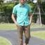 เสื้อเชิ้ตแขนสั้น ชาย NANAPA Shirts S-022 thumbnail 2