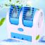 พัดลมแอร์ USB MINI FAN Air Conditioning ใส่น้ำแข็งได้ ราคาถูก thumbnail 8