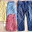 1060 Benetton กางเกงลูกฟูกเนื้อดีนุ่มใส่สบาย ขนาด M(7-8) ปี