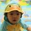 ชุดว่ายน้ำ พร้อมฮู้ด ลายลูกไก่ สีเหลือง เขียวมิ้นท์ thumbnail 4