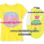 1051 The children place graphic tee - Yellow ขนาด 7-8 ปี thumbnail 1