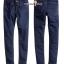 1075 H&M Skinny Jean - Denim Blue ขนาด 10-11 ปี thumbnail 1