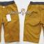 1178 Cherokee shorts - Mustard ขนาด 130 thumbnail 1