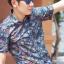 เสื้อเชิ้ตแขนสั้น ชาย NANAPA Shirts S-012 thumbnail 1