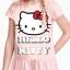 1011 H&M Hello Kitty Dress - Pink sz 2-4,4-6,6-8,8-10,10-12 ปี thumbnail 1