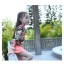 ชุดว่ายน้ำ ลายดอกไม้ กระโปรงระบาย ( ไม่มีหมวกนะคะ ) thumbnail 3