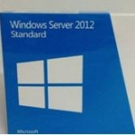 Microsoft window sever 2012 standard (FPP key) 1User/ 5 Clt