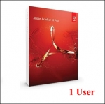 Adobe Acrobat XI Professional 1 User (เฉพาะ Key-code)