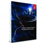 Adobe Production premium CS6 for Mac (Full Package box)