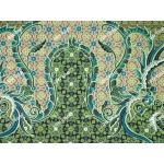 ผ้าถุงเอมจิตต์ ec9814 เขียว
