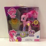 ของเล่น มายลิตเติ้ลโพนี่ พิงค์กี้พาย (Pinkie Pie) ขาขยับได้ เมื่อกดปุ่มที่ขา : My Little Pony Toys - Crystal Motion Pinkie Pie Figure