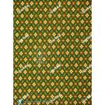 ผ้าถุงแม่พลอย mp2527 เขียว