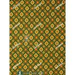 ผ้าถุงแม่พลอย mp2497 เขียว