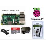 Raspberry Pi B + Kit 3