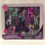 เซตตุ๊กตามายลิตเติ้ลโพนี่ 7 ตัว : My Little Pony Favorite Collection (Friendship is Magic)