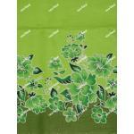 ผ้าถุงเอมจิตต์ ec11334 เขียวตอง