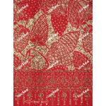 ผ้าถุงเอมจิตต์ ec217 แดง