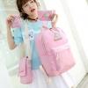 Pre-order กระเป๋าเป้สะพายหลัง เซ็ต4ใบ ลายน่ารักๆ แฟชั่นเกาหลีน่ารัก Fashion bag รหัส G-772