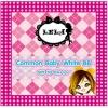 เลล่า common baby bb white