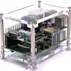 Raspberry Pi B Model 2 and Model 3 Shell - Full Function Housing