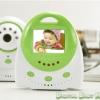 เบบี้ มอนิเตอร์ (Baby Monitor) สีเขียว