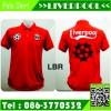 เสื้อโปโล ลิเวอร์พูล สีแดง LBR