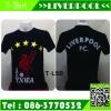 เสื้อยืด Liverpool สีดำ T-LSB